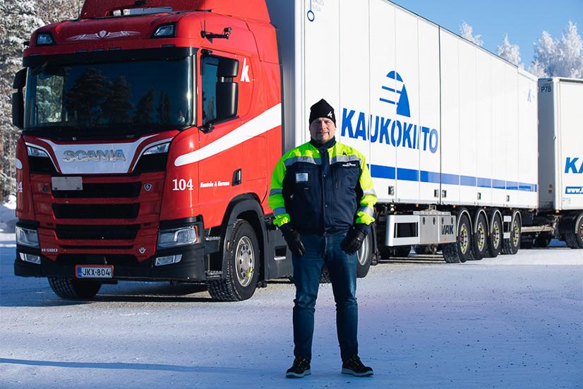 ABLOY Caso de Exito Empresa de Transporte Finlandesa Kaukokiito 01