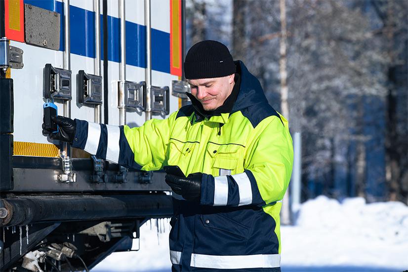 ABLOY Caso de Exito Empresa de Transporte Finlandesa Kaukokiito 02