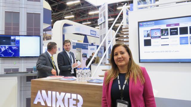 Pilar Gomez-ANIXTER-vicepresidenta de las Soluciones de Networking y Seguridad