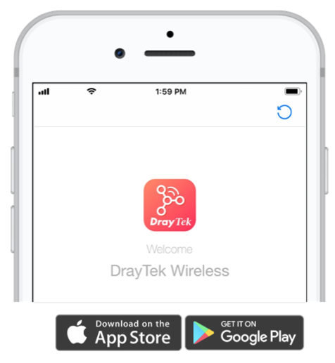 draytek wireless login 1