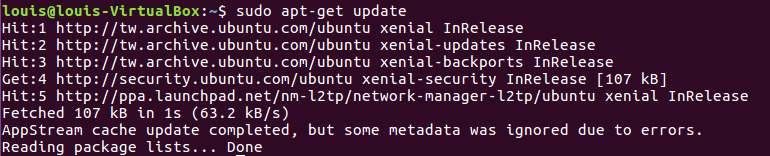 6 2 Ubuntu Settings Draytek