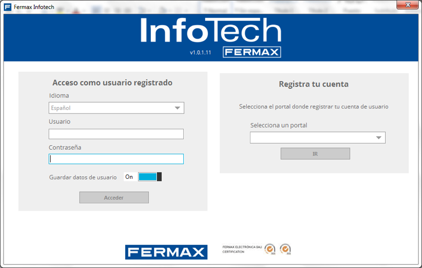 INFOTECH FERMAX TEC 1