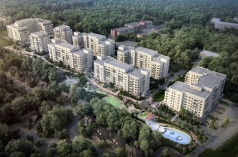 Miras Park Kazajistan-Proyecto-Fermax