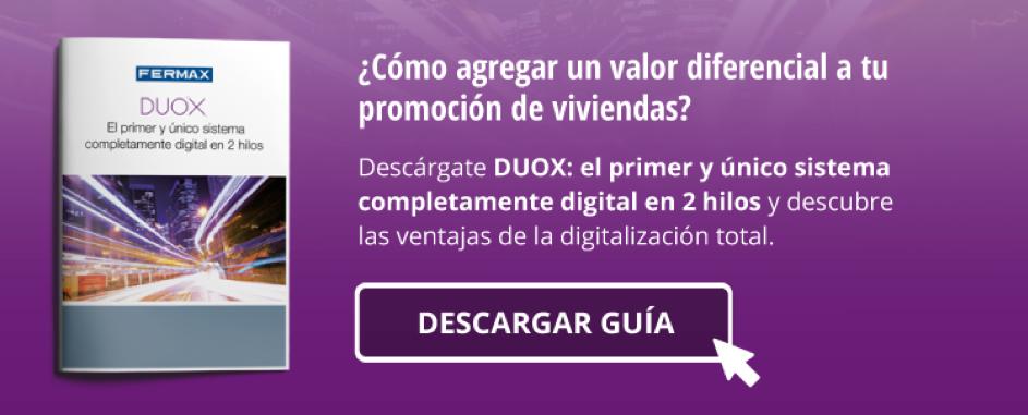 8 Fermax Duox descargar