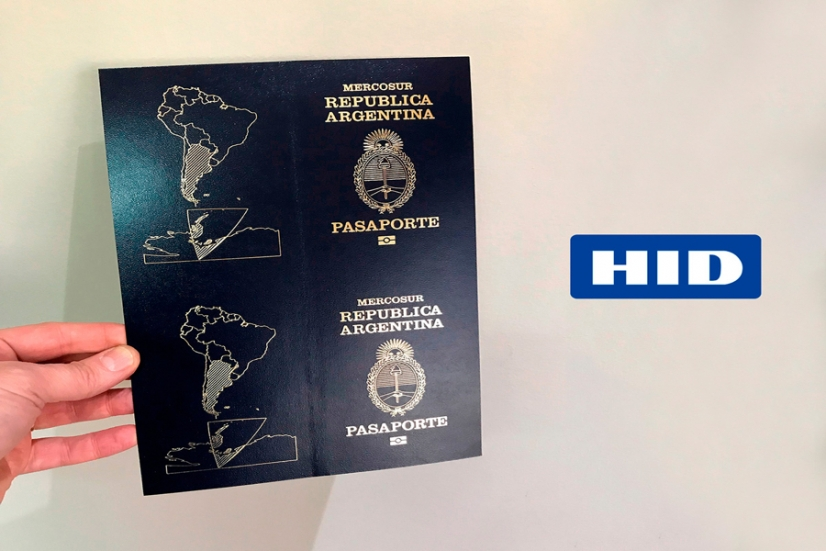 HID Pasaporte Argentina ecover ppal