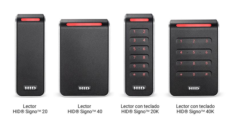 HID Signo lectores control de acceso vf 826x450