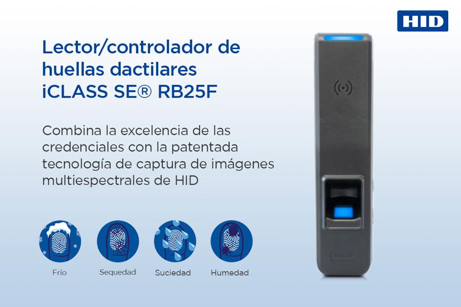 iCLASS SE RB25F HID