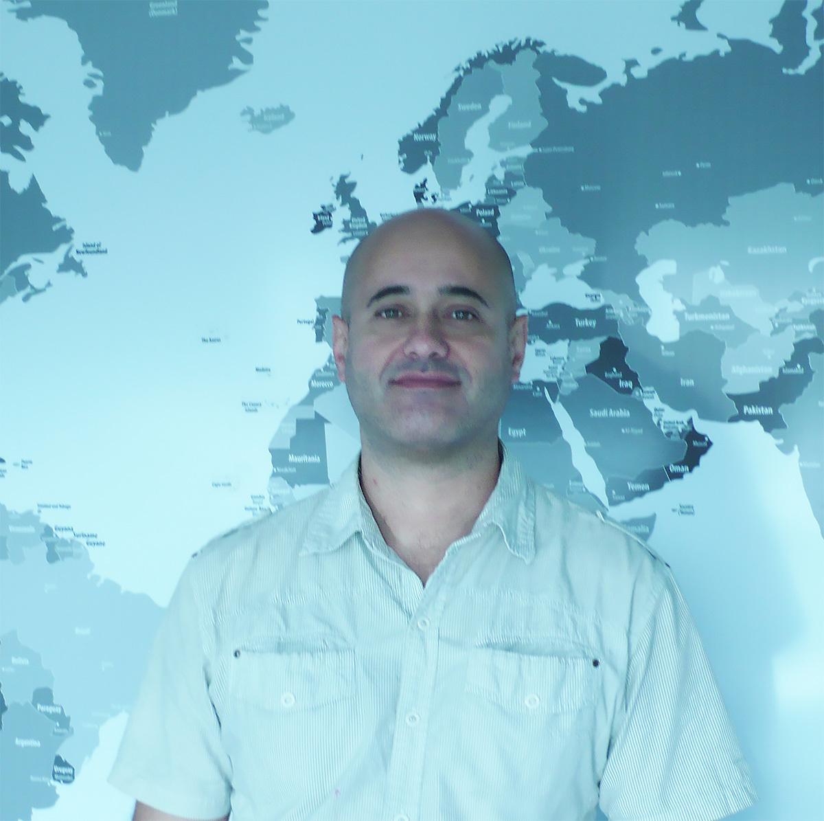 David Redondo Unidad de Control de Acceso Manusa