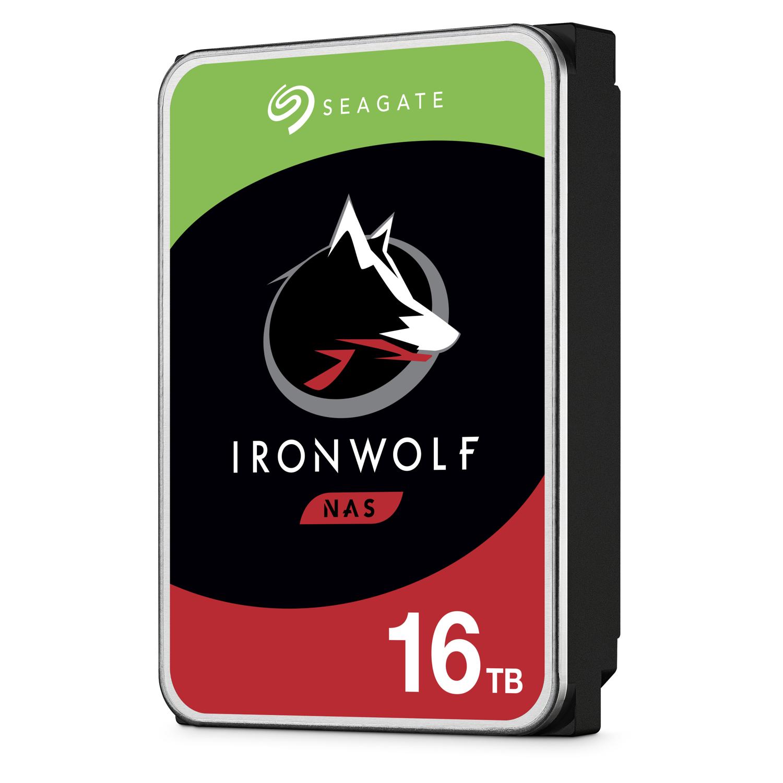 IronWolf Hero Segate 3