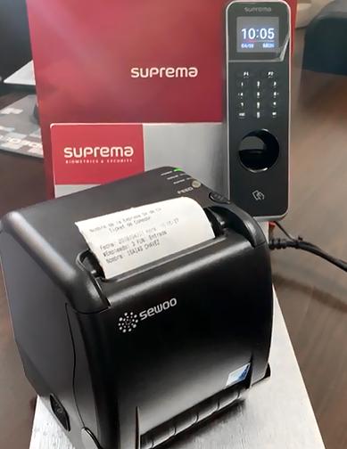 Suprema integracion Impresoras