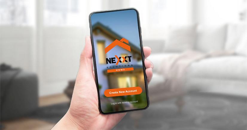 Nexxt Solutions Home App