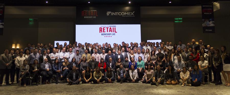 Retail workshop live 2018 Intcomex 1