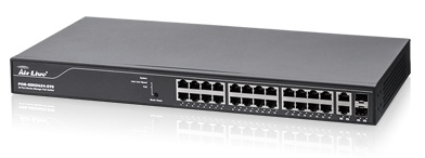 Switch AirLive POE-GSH2624-370