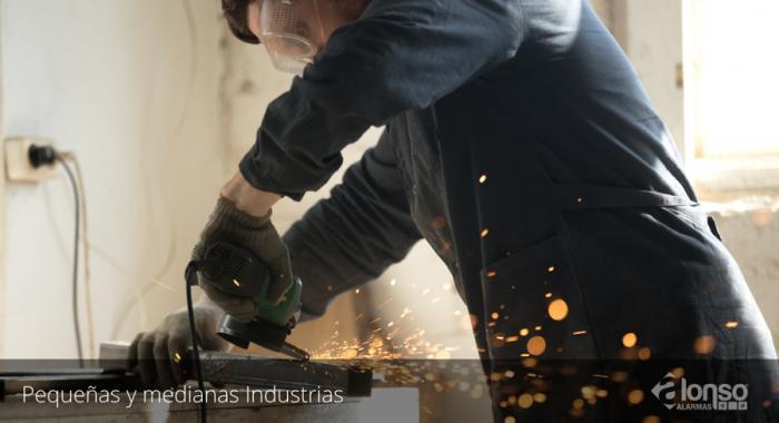 Pequeas y medianas industrias