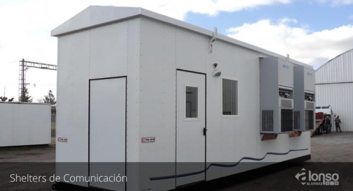 Shelters de comunicacin