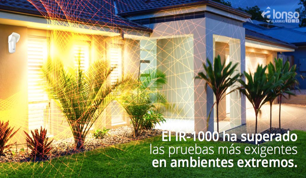 IR 1000 Alonso detector 2