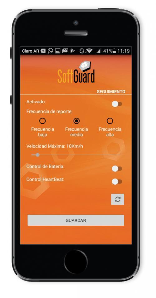 Softguard Seguimiento 6.1