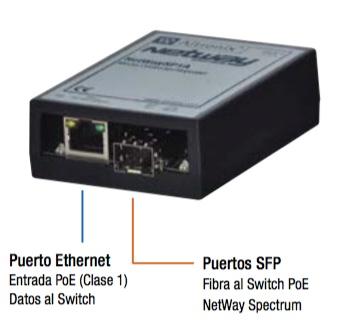 NetWaySP1A - Convertidor de Medios de 1-Puerto-img4