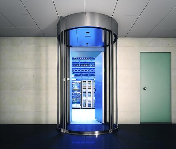 Control Acceso a Centro de Datos