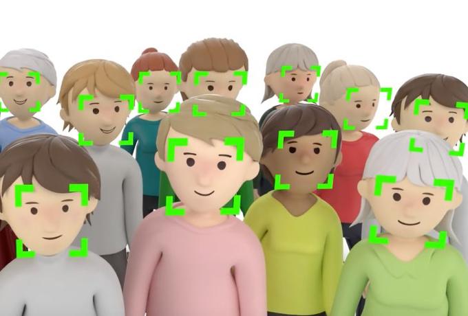 3 Llamada a lista con reconocimiento facial Axis communications