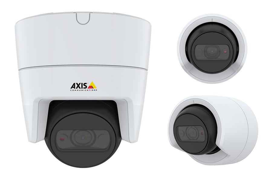 Axis Nueva Gama cámaras IP minidomo Serie M31