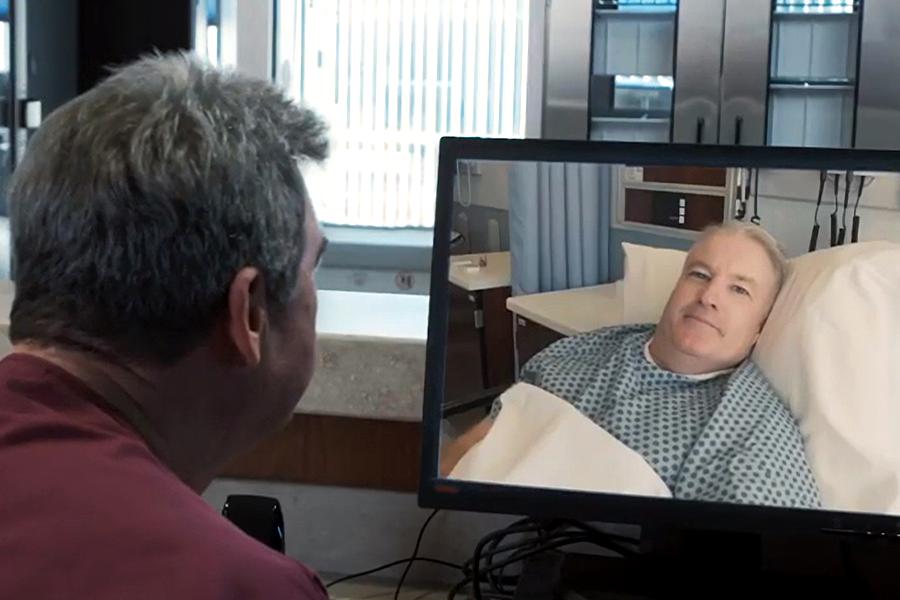 Axis Soluciones Hospitales Albert Einstein salud videovigilancia 01