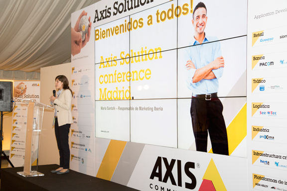 Axis Solution Conference