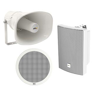 Axis Soluciones Audio IP 4