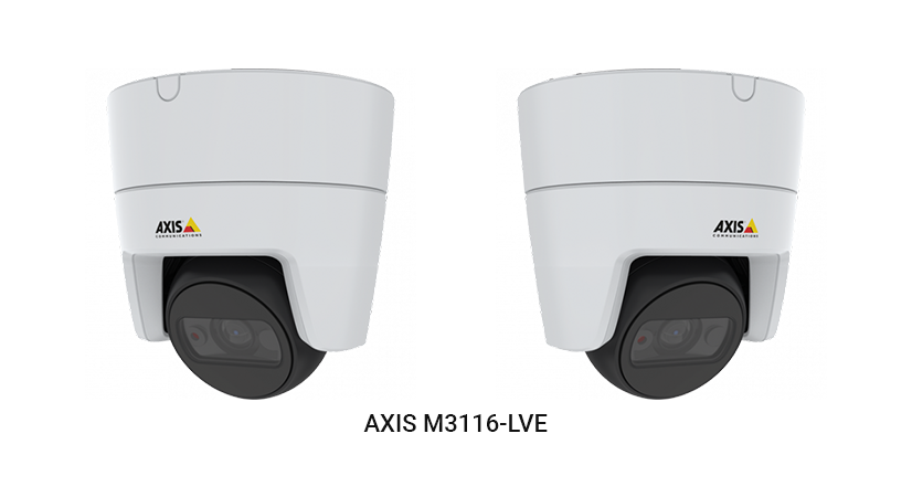 Axis Communications Productos Tour Virtual 02 AXIS M3116