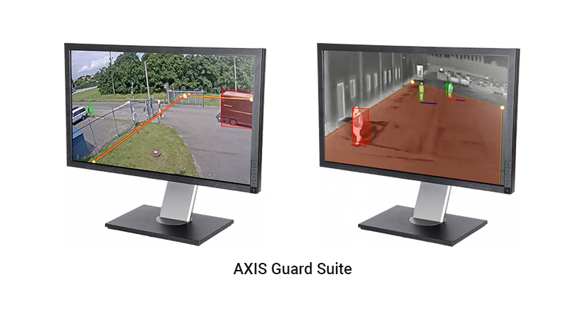 Axis Communications Productos Tour Virtual 06 AXIS Guard Suite