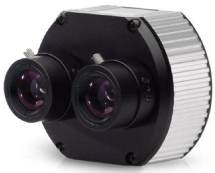 MegaVideo Compact con doble sensor