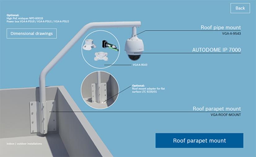 Bosch Autodome IP Starlight 7000i 14