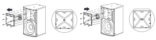 Bosch Accesorios para Altavoces 14