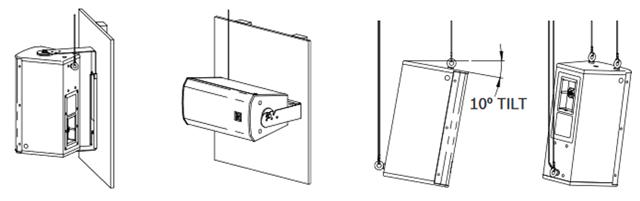 Bosch Accesorios para Altavoces 15