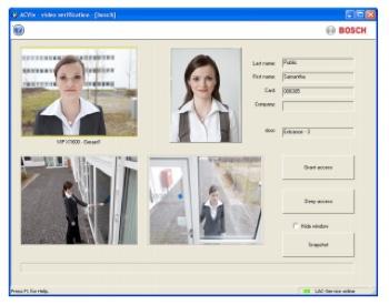 Access Professional Edition 3.4-Bosch