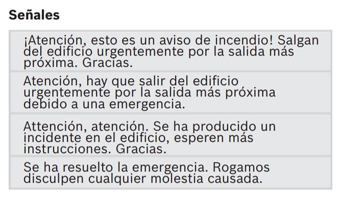 Bosch Audio Evacuacion 02