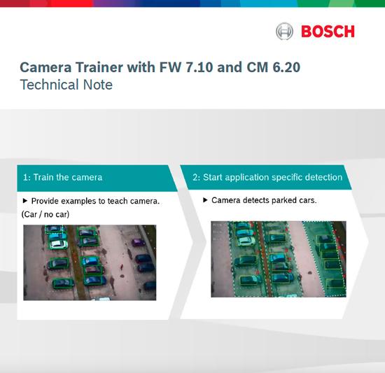 Bosch Camera Trainer 2