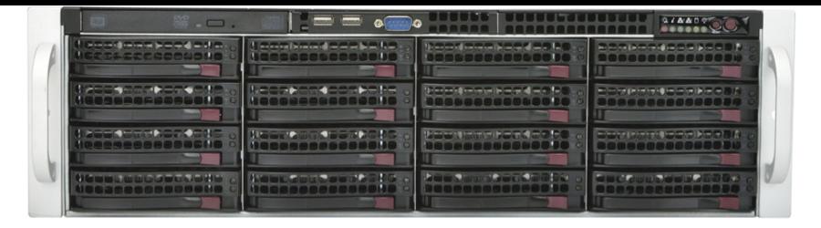 Bosch DIVAR IP all in one 7000 3U