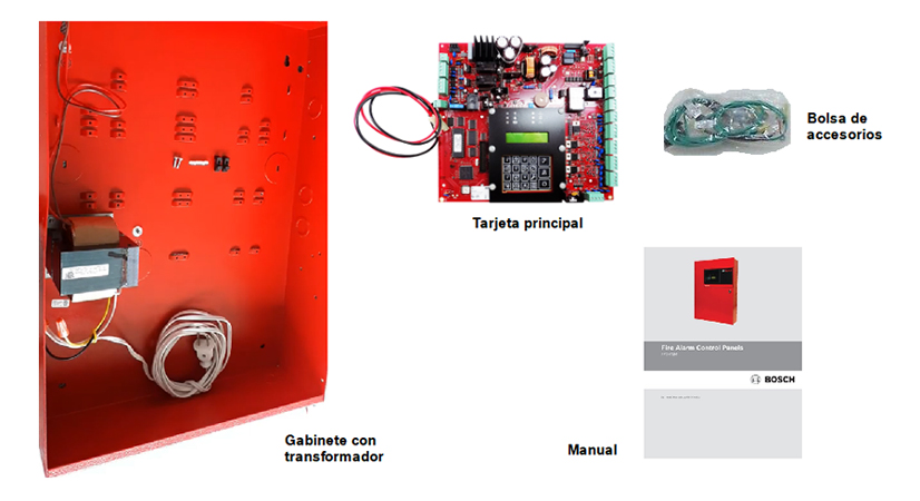 Bosch Deteccion de Incendios FPD 7024 01