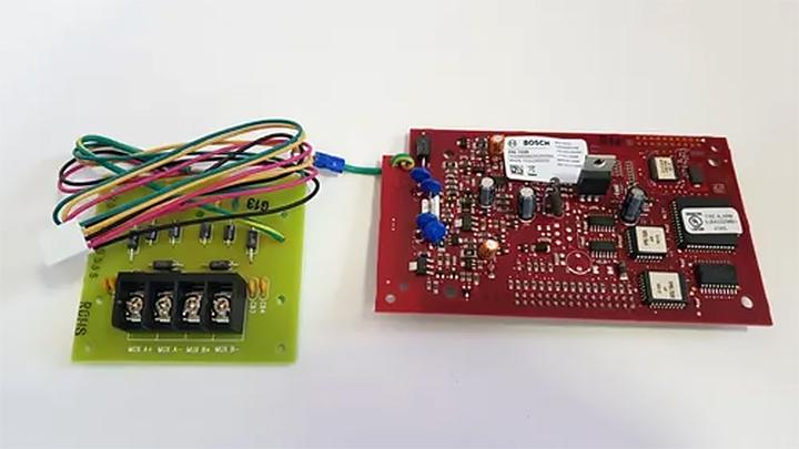 Bosch Deteccion de Incendios FPD 7024 04