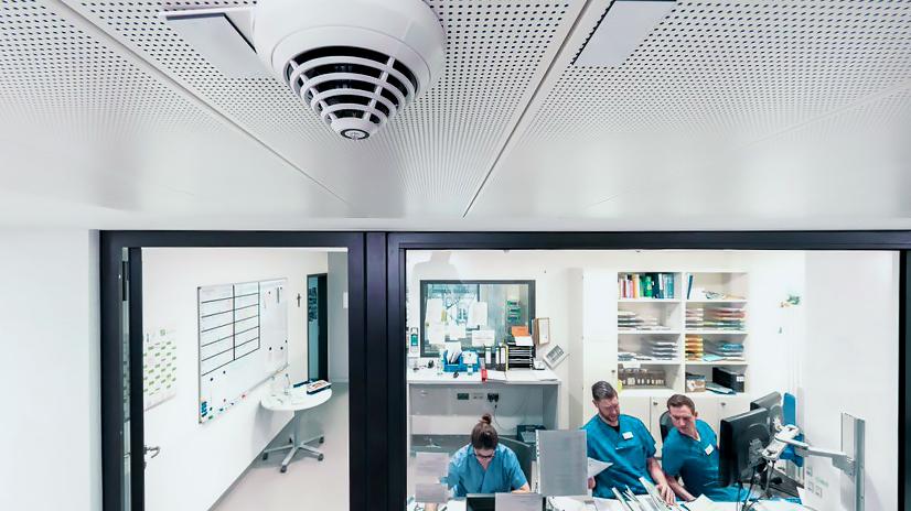 Bosch Herramientas Mantenimiento Hospitales fire systems
