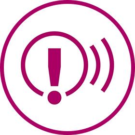 Bosch Herramientas Mantenimiento Hospitales remote alert icono