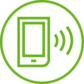 Bosch Herramientas Mantenimiento Hospitales remote connect icono