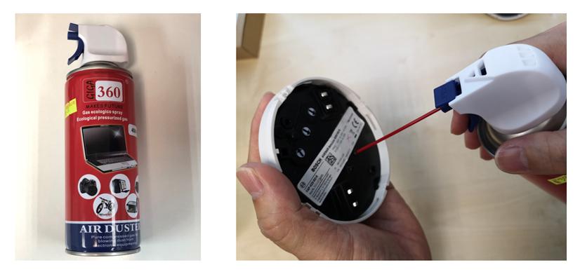 Bosch Mantenimiento de los sistemas detección incendio alarma 02