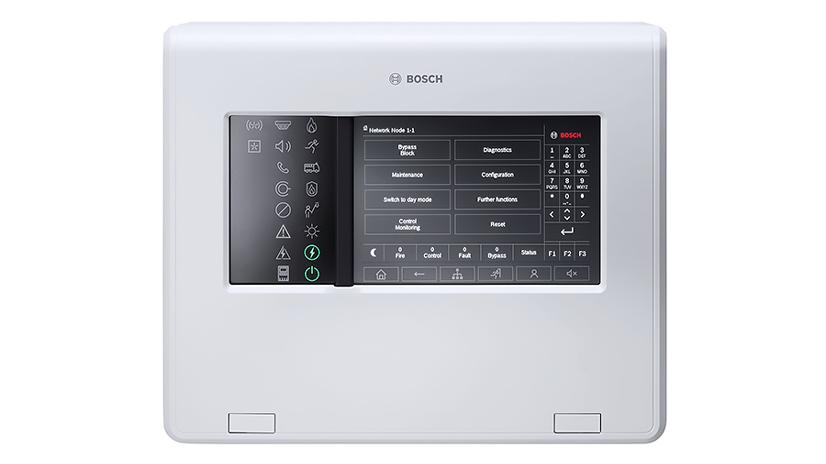 Bosch Panel AVENAR 2000 8000 Alarma Incendio 02