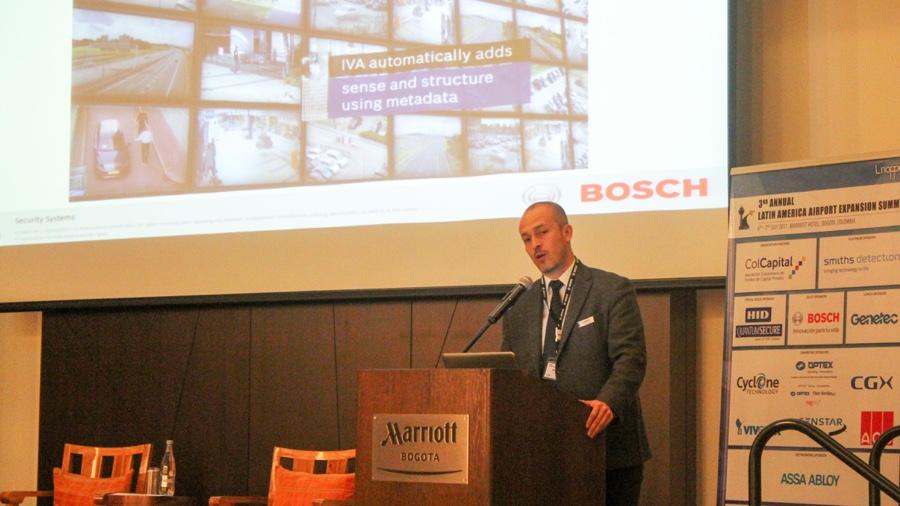 Bosch-Tercer Summit de Aeropuertos-Bogota-2