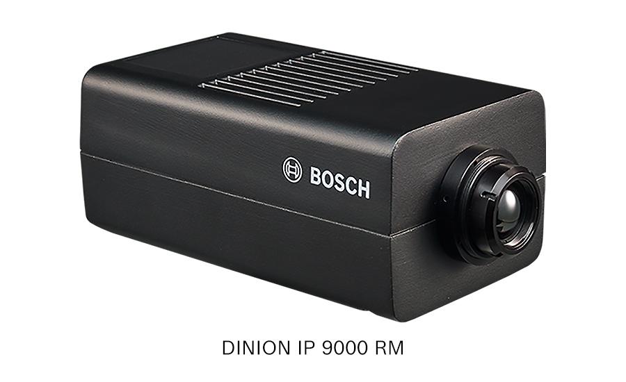 Bosch cámara térmica DINION IP 9000 RM