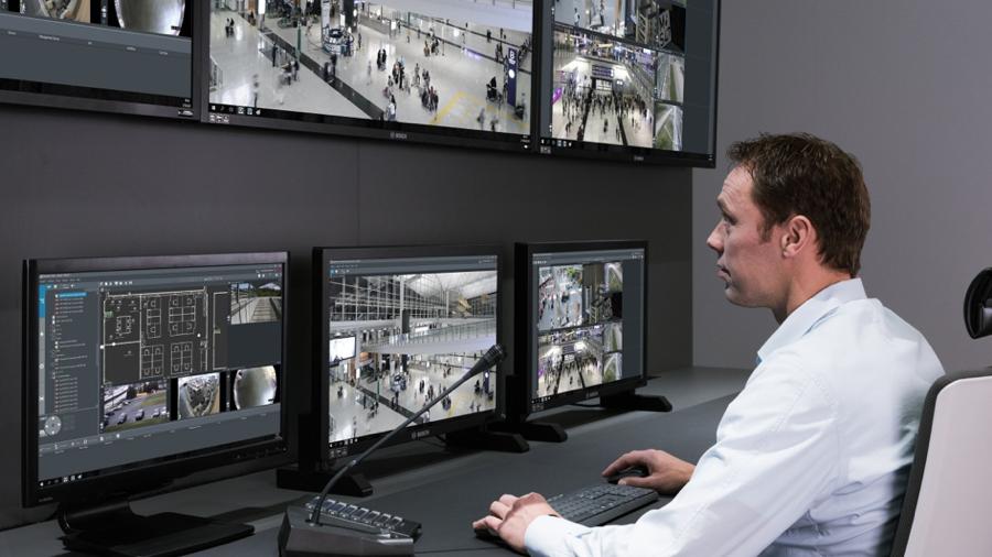 Bosch Divar gestion de video 1
