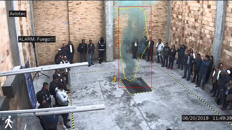Bosch Prueba humo 2