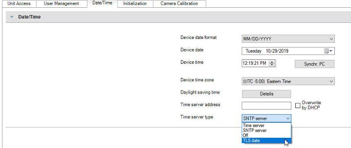 Bosch Guia ciberseguridad camaras IP 7 date time